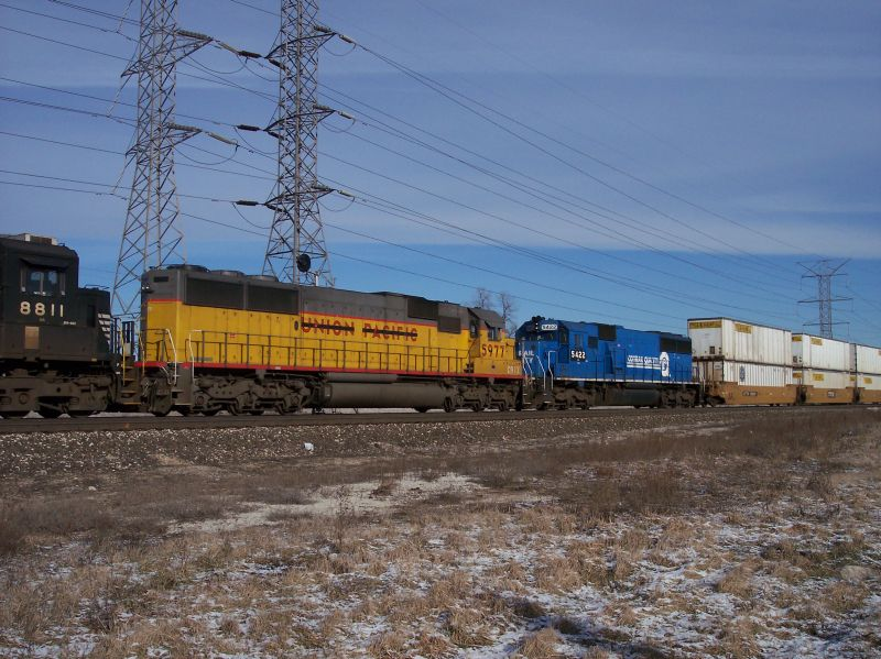 Aging SD50's